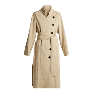 Creda Lightweight Trench Coat