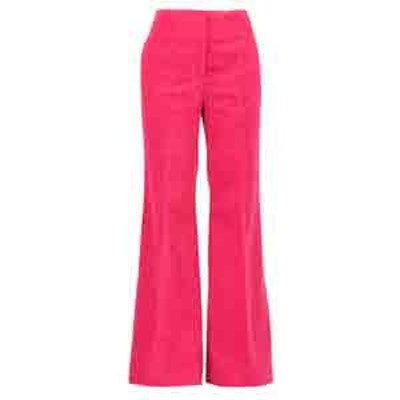 Long Flare Trousers