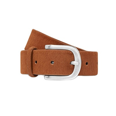 Tety Calf Hair Belt