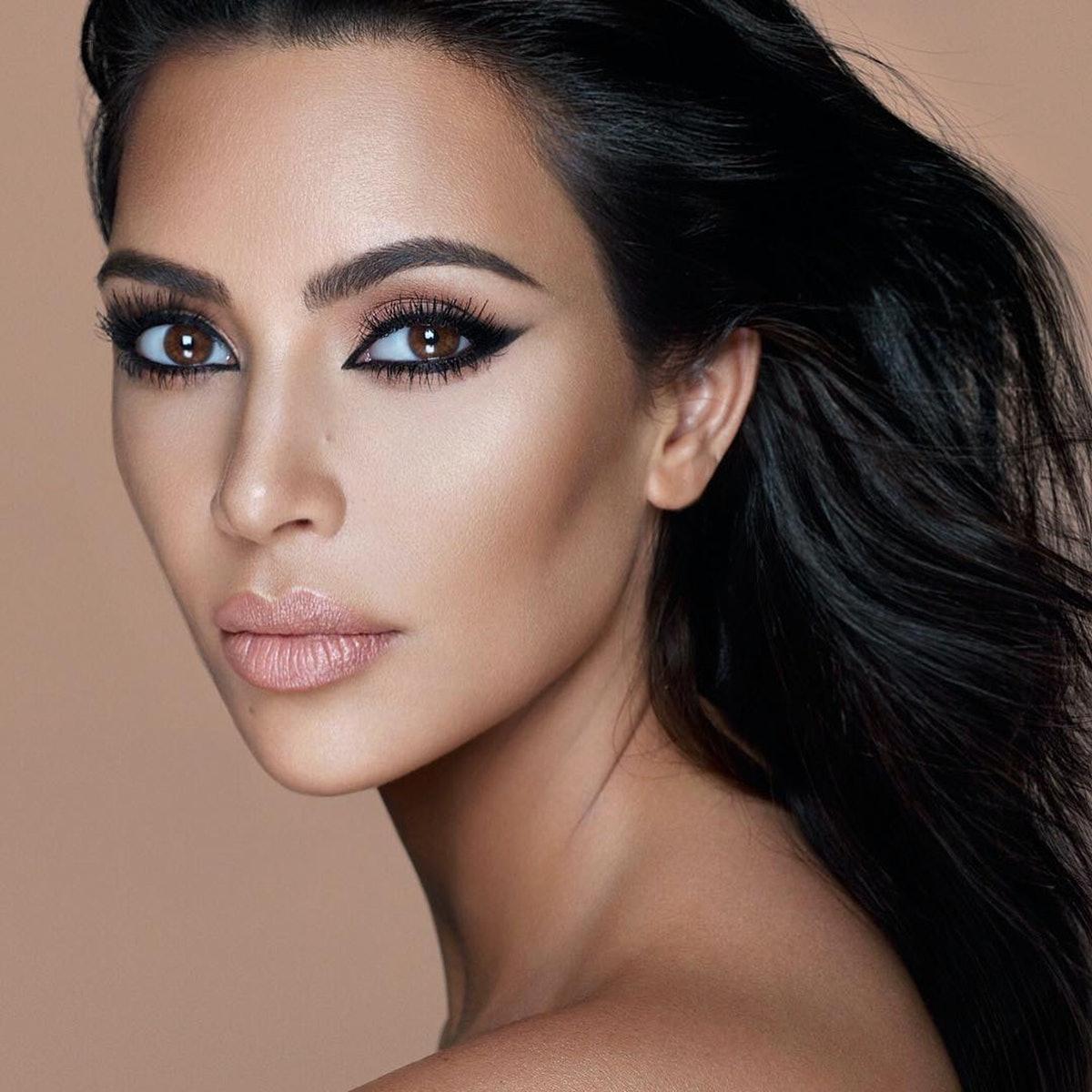 Kim Kardashian Just Teased An Upcoming KKW Beauty Lipstick