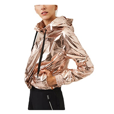 Form Foiled Pull On Jacket – Anytime