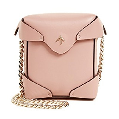 Micro Pristine Box Bag