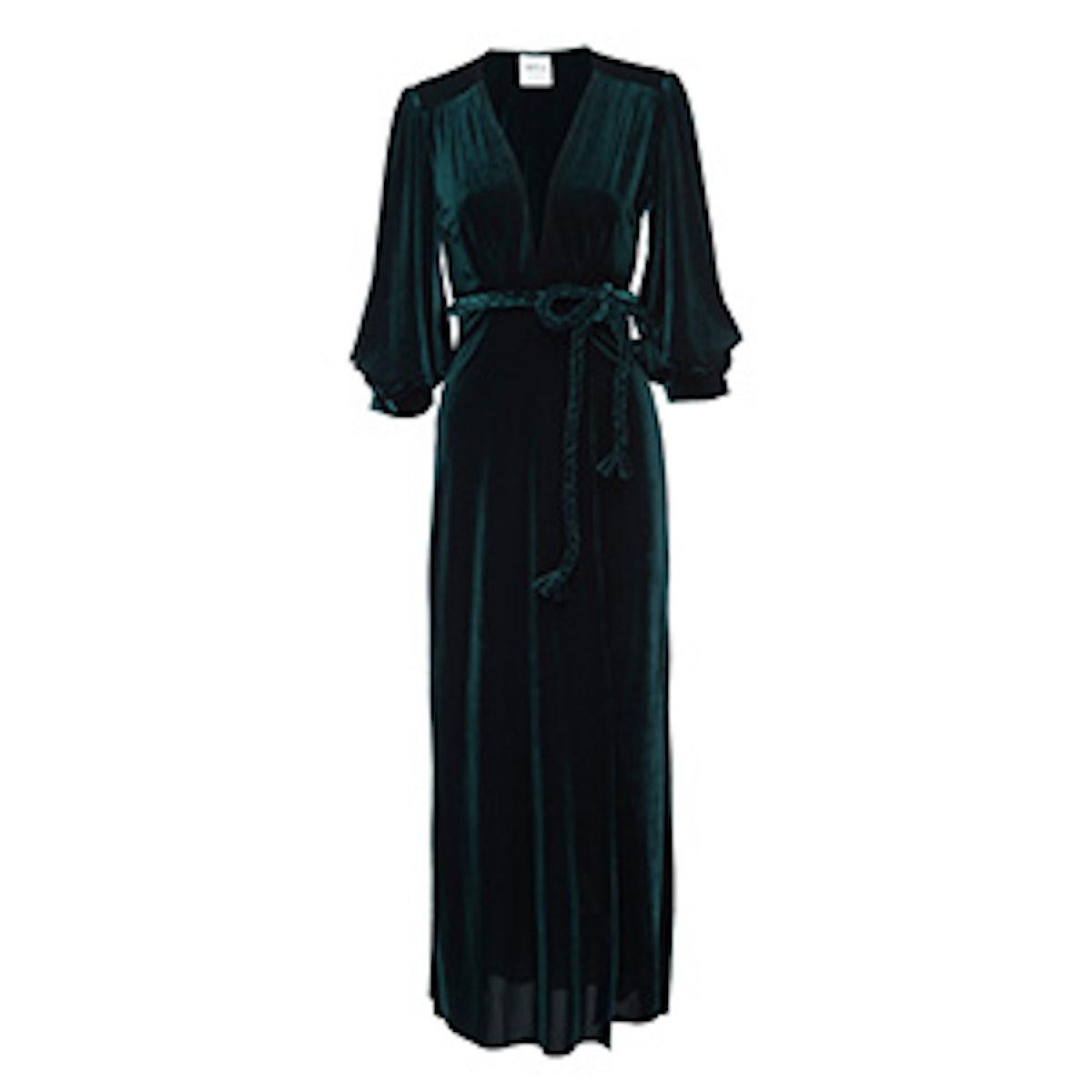 Madeleine Velvet Dress