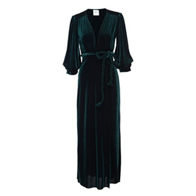 Madeleine Velvet Dress