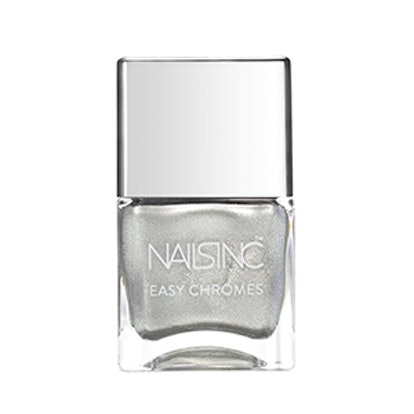 Easy Chrome Nail Polish in Steely Stare