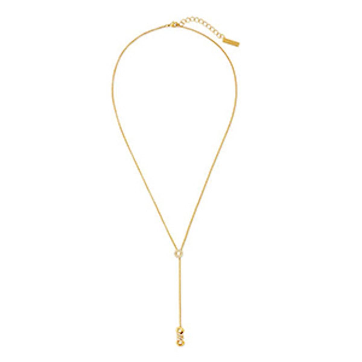 Aimee Lariat Necklace