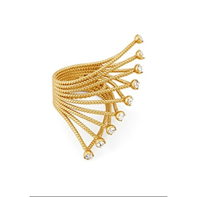 Hadley Crystal Ring