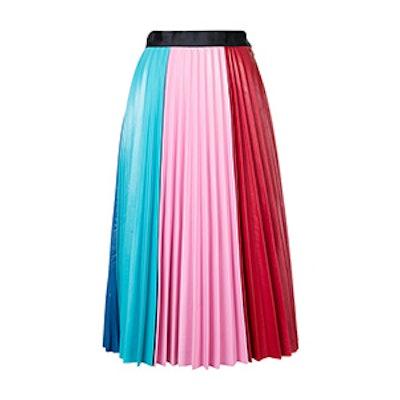 Continuum Pleated Skirt