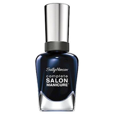 Complete Salon Manicure In Dark Hue Moor