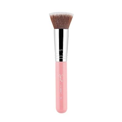F80 Flat Kabuki Brush in Pink