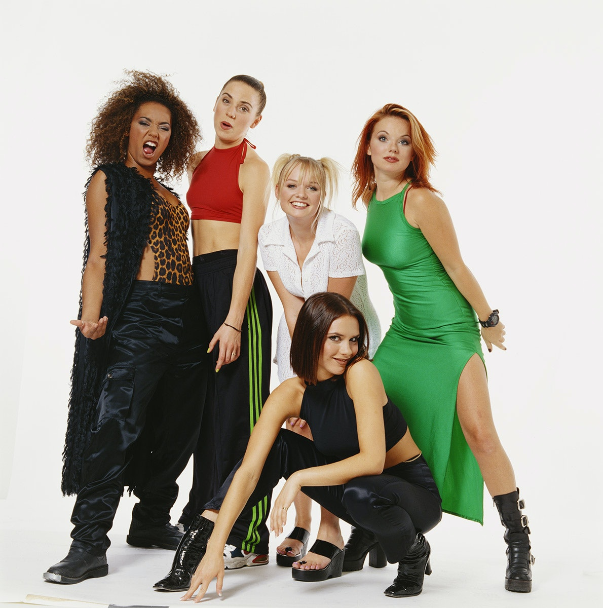 How To Dress Like Your Favorite Spice Girls In Honor Of