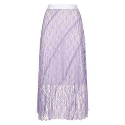Lade Mid-Length Skirt