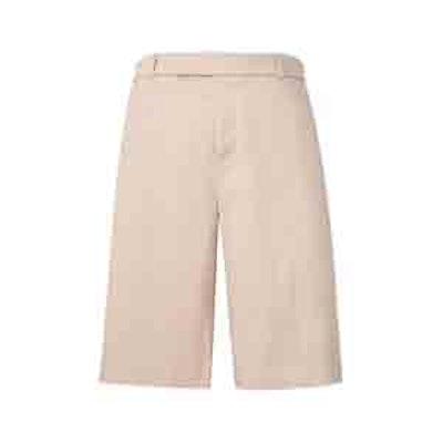 Stretch Sateen 10.5″ Bermuda Short