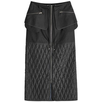 Midi Cotton Skirt