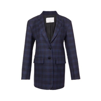 Rafferty Oversized Blazer With Removable Straps