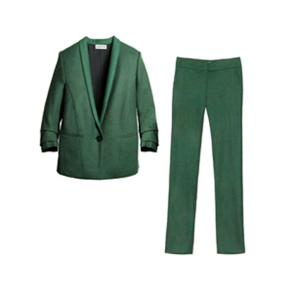 Rowan Wool Suit
