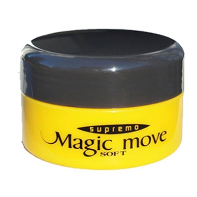Supremo Magic Move Soft For Fine Hair