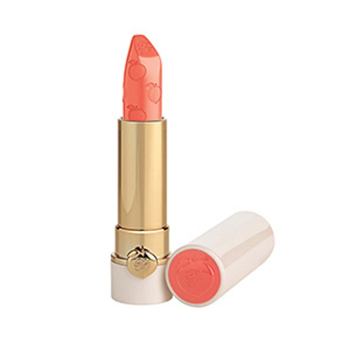 Peach Kiss Lipstick in Everything Is Peachy