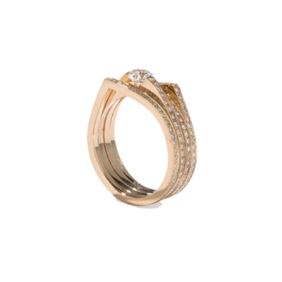 Antifer Bridal Ring