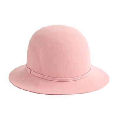 Italian Wool Bucket Hat