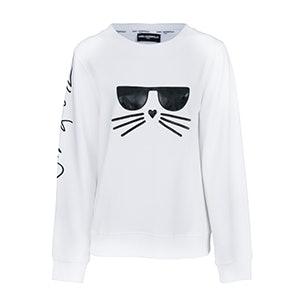 Choupette Cat Sweatshirt