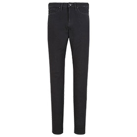 High-Rise HEATTECH Skinny Fit Jeans