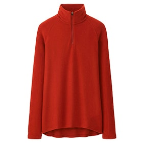HEATTECH Stretch Fleece Half-Zip Pullover