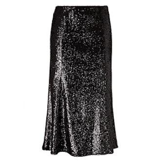 Braxton Sequin Skirt