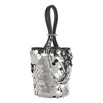 Roxy Sequin Mini Bucket Bag