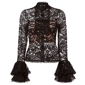 Inna Lace Top