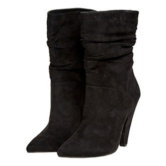 Emerson Slouchy Heeled Boots
