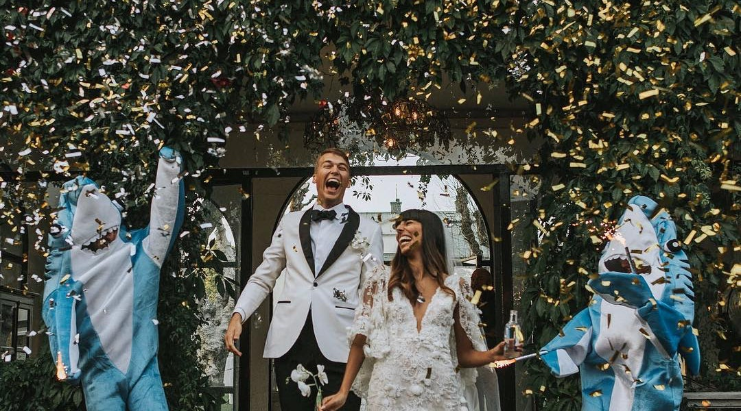 We Can Only Dream Of Having A Wedding As Cool As This Nyc