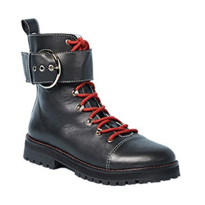 Sonny Combat Boots