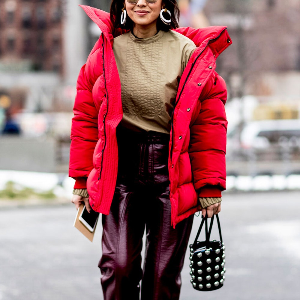 Fashion Girls Are Obsessed With This Practical Coat Trend