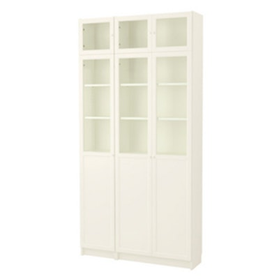 BILLY / OXBERG Bookcase