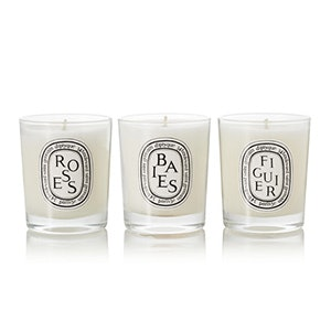 Set Of Three Candles