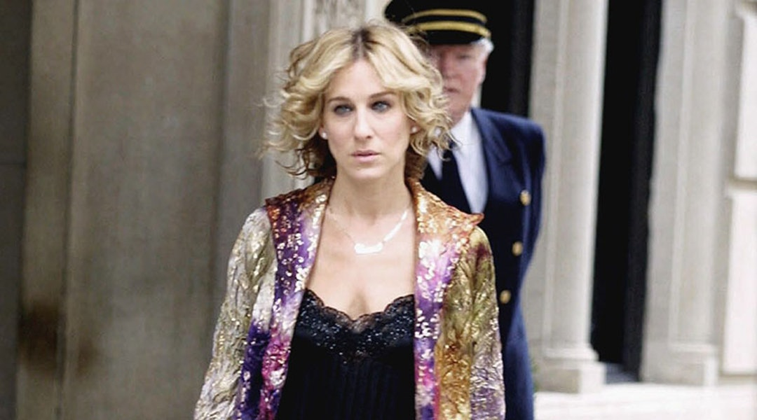 Unexpected Date-Night Looks Carrie Bradshaw Would Approve Of e092e1049