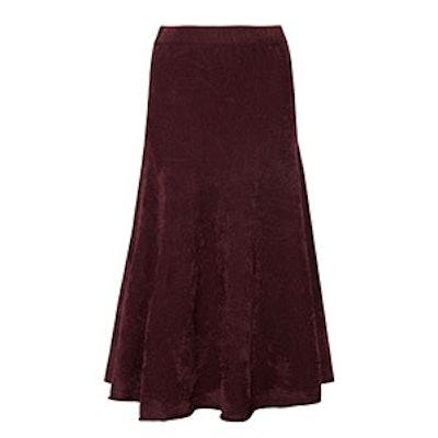Chenille Skirt