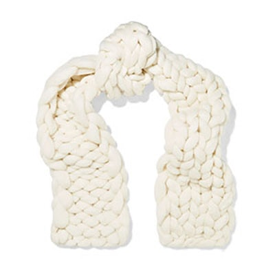 Igby Oversized Wool Scarf