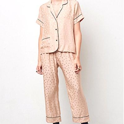 Arianna Classic Short Sleeve Crop Set