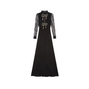 Crystal Bow Dress