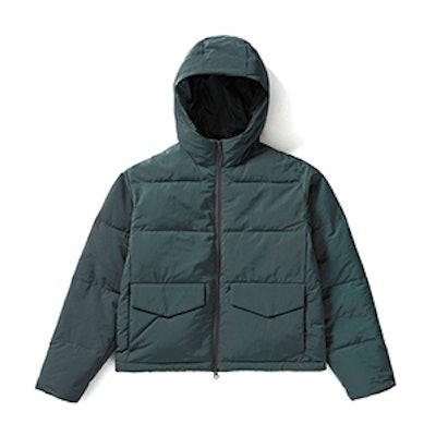 The Short Puffer Jacket