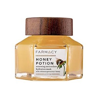 Honey Potion Renewing Antioxidant Hydration Mask with Echinacea GreenEnvy