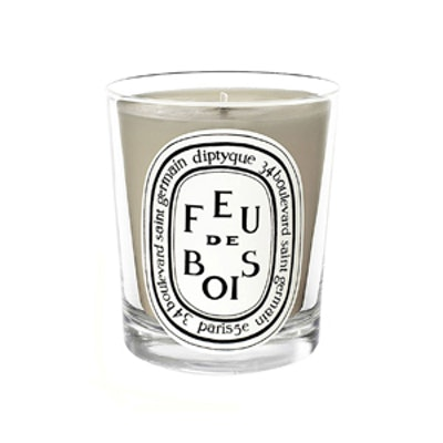 Feu de Bois/Wood Fire Scented Candle