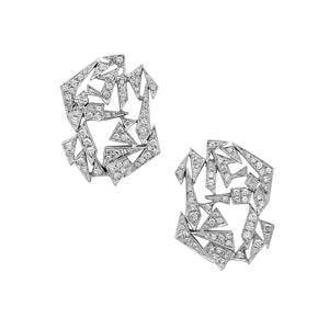 Floating Shards Earrings