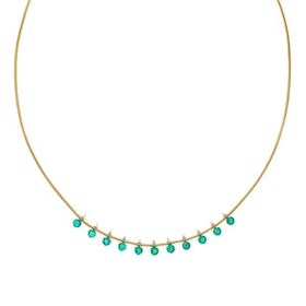 Revival Emerald Necklace