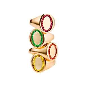 Candy Signet Ring