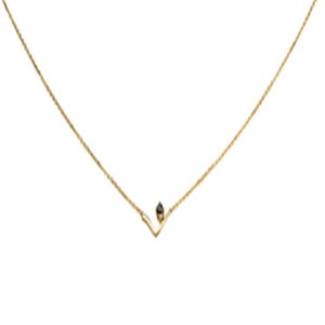 Triangle Lineage Necklace