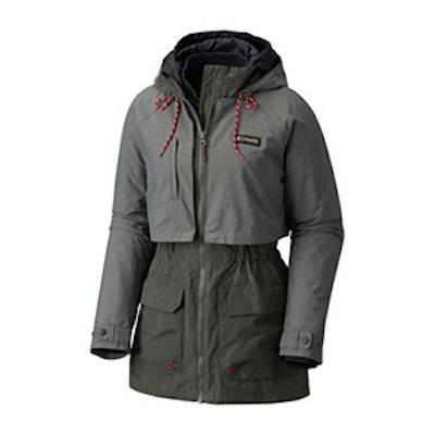 Women's Jacket Of All Trades Interchange Jacket