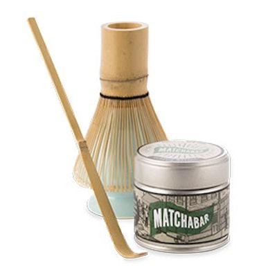 Matchabar Traditional Starter Kit